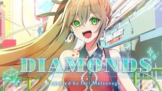 DIAMONDS - PRINCESS PRINCESS // covered by 松永依織
