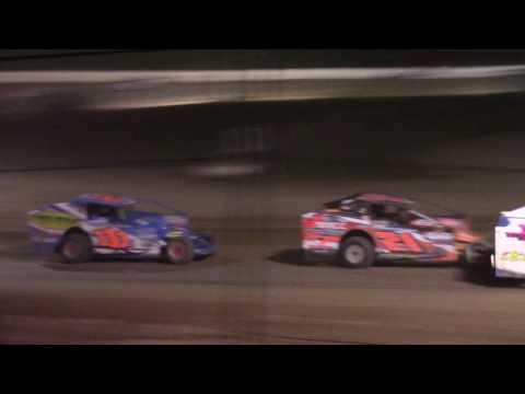 Ransomville Speedway Sportsman Feature 8-2-16