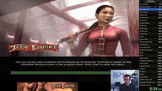 Jade Empire - Any % Speedrun - 1:53:58