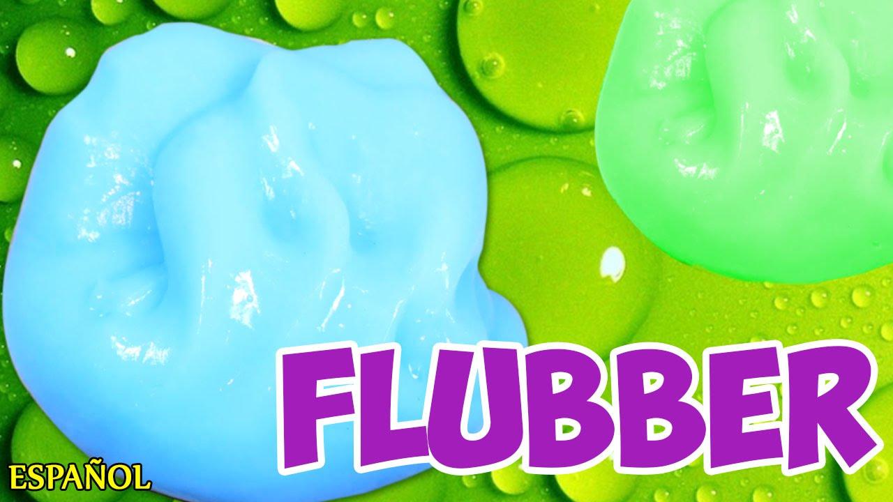 Resultado de imagen de flubber casero
