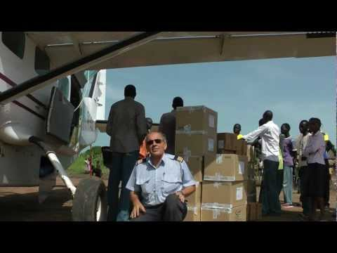 Juba to Pagak an Urgent flight in South Sudan with MAF