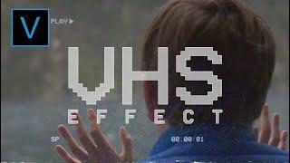 VHS Look Effect Tutorial Sony Vegas 11 16