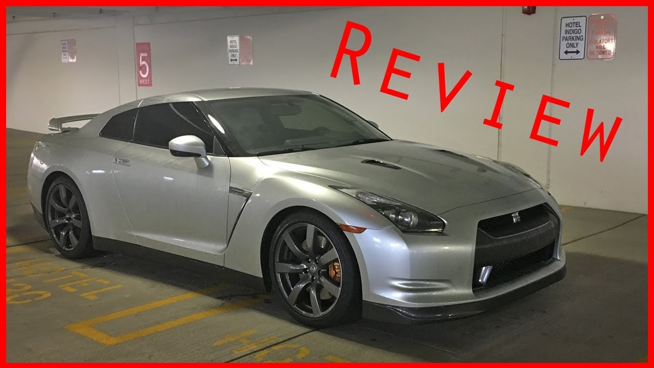 2009 nissan gt-r review - youtube