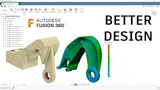 Baixar How To Setup & Run A Generative Design Project — Fusion 360 Tutorial — #LarsLive 175