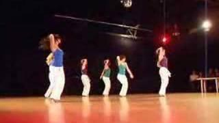 Kiwi Salsa Girls Shine