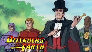 Defenders of the Earth Feature: The Story Begins