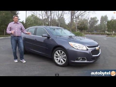 2014 Chevrolet Malibu 2LT Test Drive Video Review