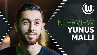 """""""Wollen dominant auftreten""""   Interview mit Yunus Malli   VfL Wolfsburg"""