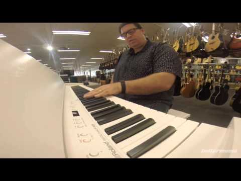 Roland F-140R Digital Piano Overview and Demo | Better Music
