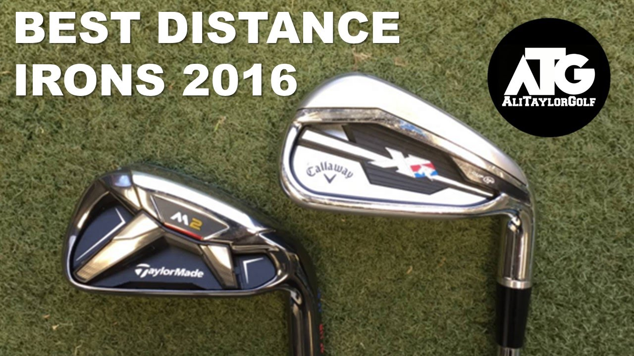 Distance Irons 2016 Taylormade M2 Callaway Xr Irons Youtube