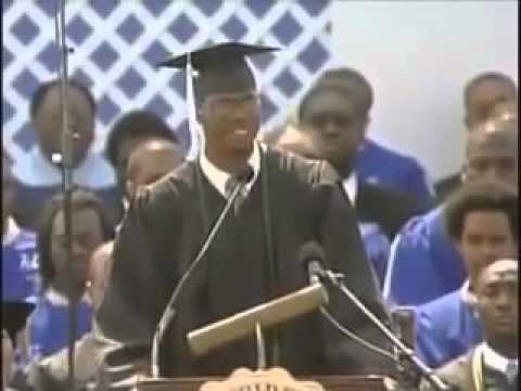Amazing Graduation Speech- The ABC\u0027s of Life - YouTube
