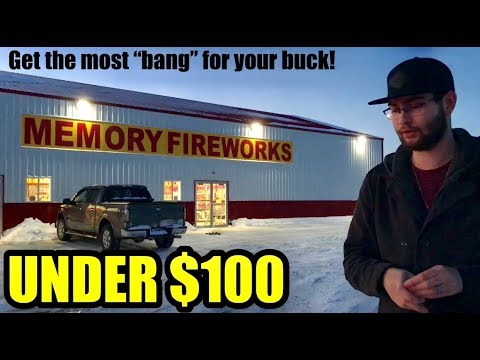 Fireworks Shopping On A Budget Spend Less Get MORE