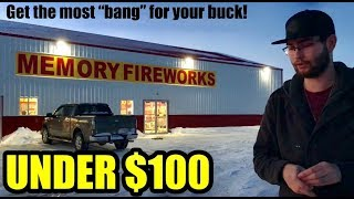 Fireworks Shopping On A Budget! (Spend Less, Get MORE)