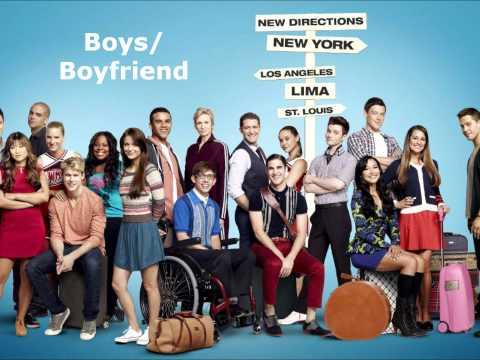 Glee - Boys/Boyfriend