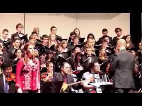 Cal Poly Choirs and Arab Music Ensemble - 1001 Arabian Nights Suite
