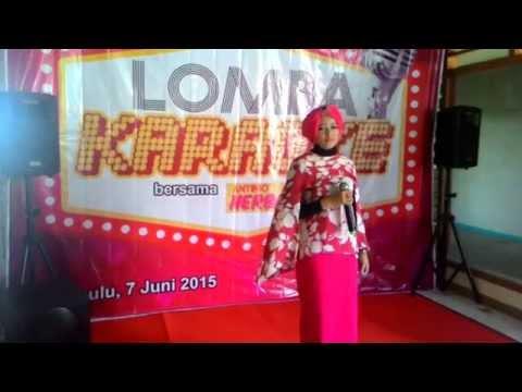 07-06-15 Final Lomba Karaoke Lagu Dangdut B-One Fm Bengkulu