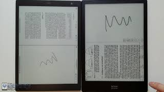 Sony DPT-CP1 vs Onyx Boox Note Comparison Review