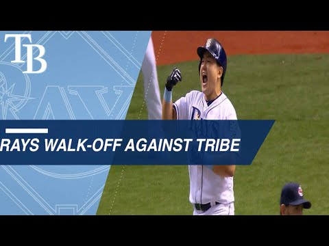 Ji-Man Choi's walk-off jack wins it for Rays