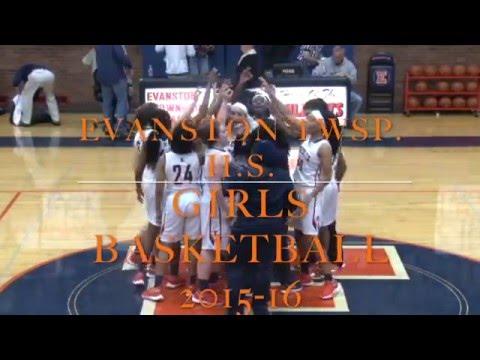 Evanston Township High School - Varsity Girls Bask