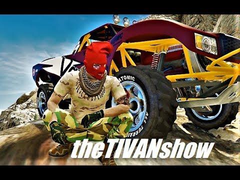 GTA 5 - TREE HUGGERS of the world - Saturday night all night live stream w/ TIVAN