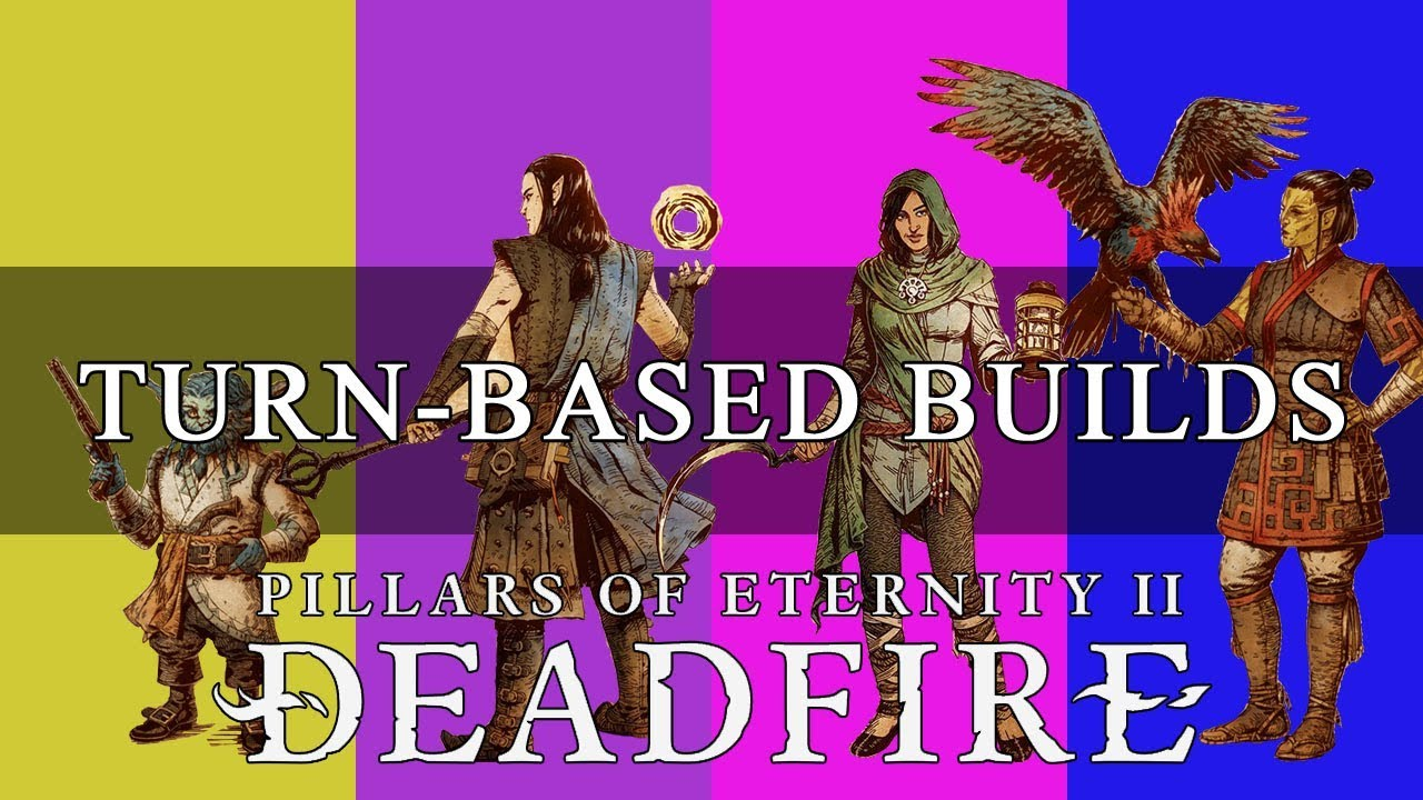 Builds | Pillars of Eternity 2 Wiki
