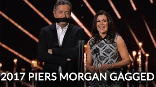 Piers Morgan is Gagged by Susanna Reid