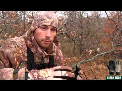 Cabela's Men's Camoskinz™ Insulated II Gloves | Cabela's Deer Nation