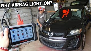 MOST COMMON REASON AIRBAG LIGHT IS ON