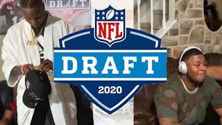 2020 NFL Draft Reactions (EMOTIONAL)
