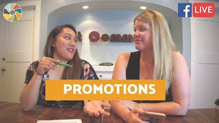 Promotions: A Solid Way To Increase Engagement