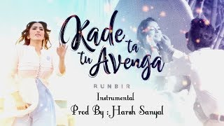 Kade Ta Tu Avenga - Instrumental Cover Mix (Runbir/Punjabi Song) | Harsh Sanyal |