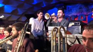 "WTF Big Band, Jamboree Jan 2017. ""That´s what I like"" (Bruno Mars)"