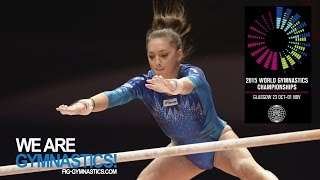 2015 Artistic Worlds - Qualifications, Day 1 : Surprises ! - We are Gymnastics