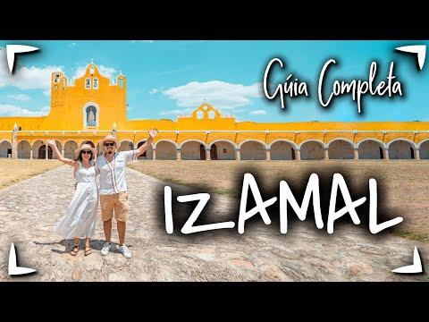IZAMAL Yucatan 🔴 GUIA COMPLETA ►  Que hacer en IZAMAL Pueblo Mágico 🟡 Mérida  ✅ Talleres Artesanales