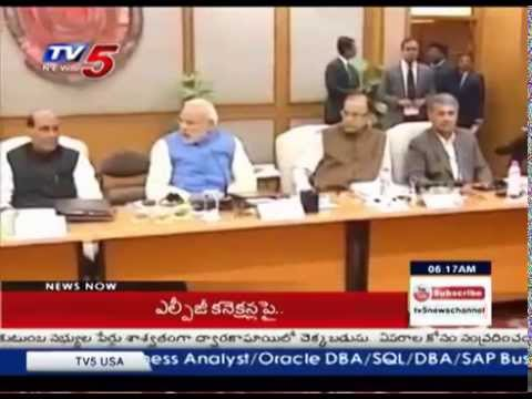 Narendra Modi Note To India On Successful Completion Of One Year : TV5 News