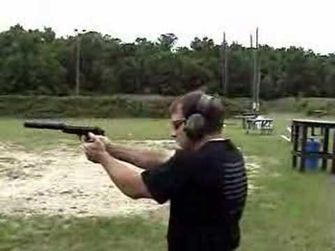 9mm pistol silencer youtube