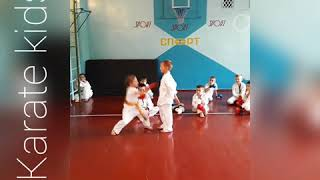 ✔Karate kids/Уроки каратэ для детей. KARATE CLUB