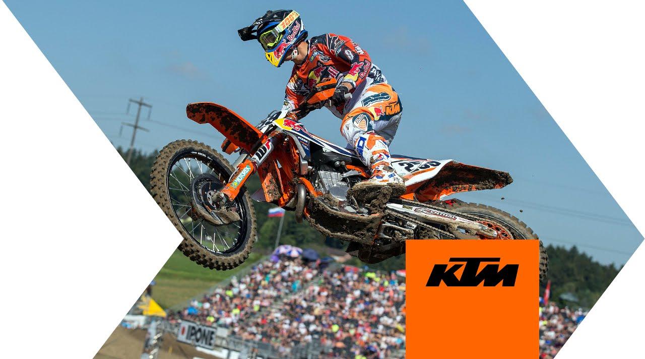 Inside The Mx Factory Racing Team Ktm Youtube