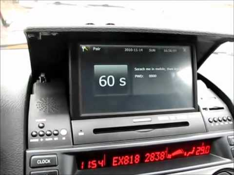 2008 2011 mazda 6 car gps navigation radio stereo tv. Black Bedroom Furniture Sets. Home Design Ideas