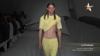 COTTWEILER London Fashion Week Men's Spring/Summer 2019