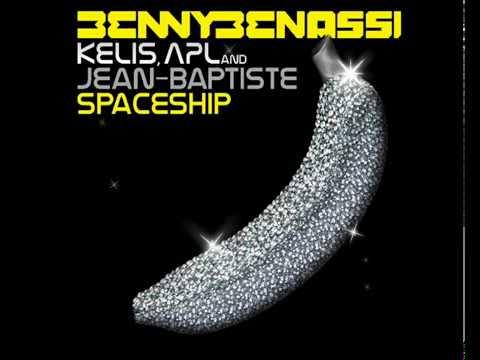 Benny Benassi ft. Kelis & APL & Jean Baptiste - Spaceship (Fedde Le Grand Remix)