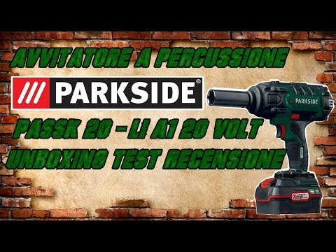 Avvitatore a percussione buzzpls com for Avvitatore parkside 18v