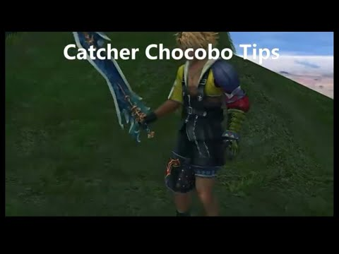 Final Fantasy X Tip Video - How To Get 0.0.0 On Catcher Chocobo To Get The Sun Sigil!