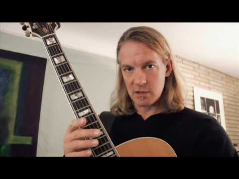 Billy McLaughlin - Fingerstlye Guitar Lesson #4 - Guitar Setups
