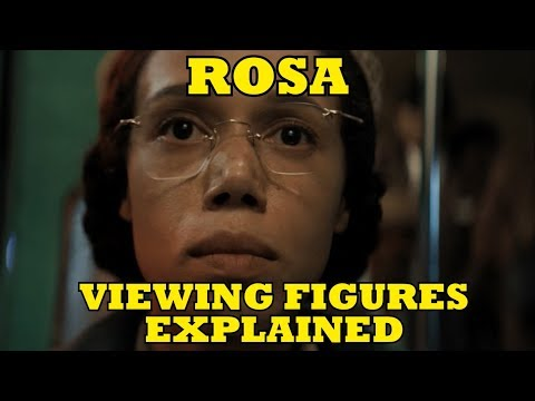 Rosa Parks vs. Formula 1 | S11 Viewing Figures - DOCTOR WHO NEWS
