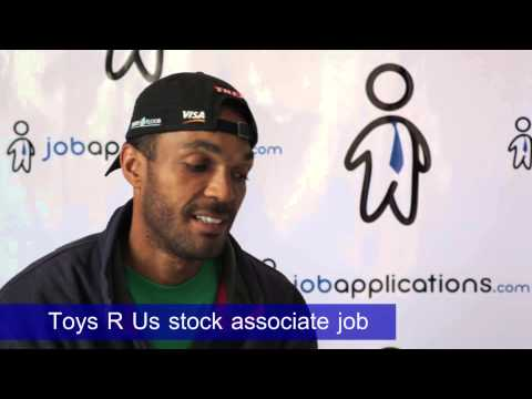 Toys R Us Interview - Stocker