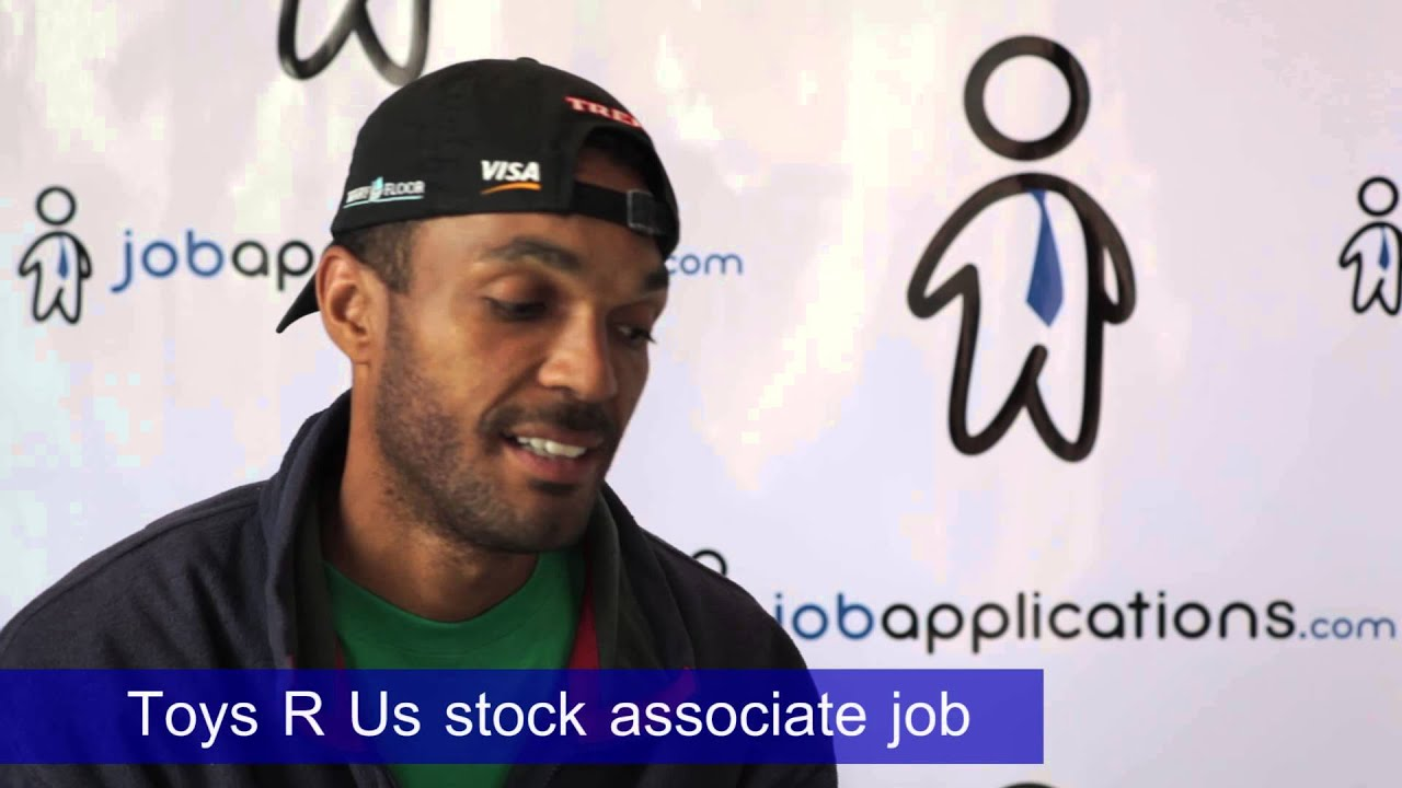 Toys R Us Interview - Stocker - YouTube
