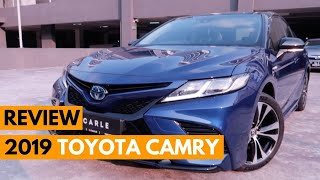 2019 Toyota Camry Review (2.5l Hybrid) - No longer an Uncle's car?