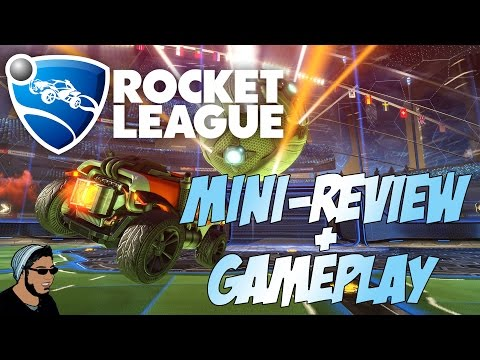 Mini Review a lo Argento+GAMEPLAY COMENTADO * Rocket League Español (Análisis)