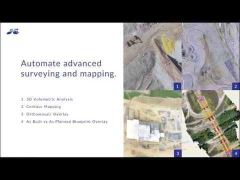 How to start your job site drone mapping operations with FAA 107 Webinar  - Step by Step Guide